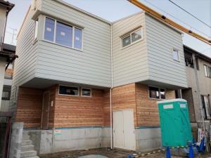 狭小畳リビングの家